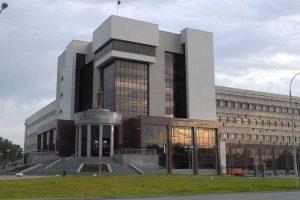Свердловский областной суд 2